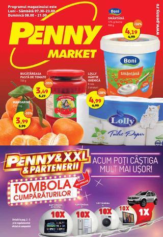Penny market catalog Bucuresti Luica, Ploiesti, Timisoara - 28 Octombrie - 3 Noiembrie 2015