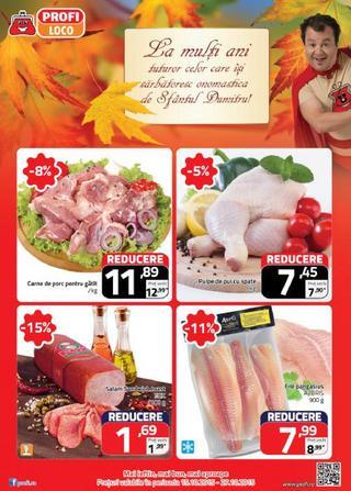 PROFI catalog Loco - 15-27 Octombrie 2015