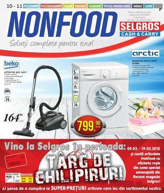 Selgros cataloage valabile intre 6 - 19 martie 2015