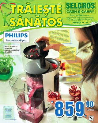 Sekgros catalog traieste sanatos september 2015