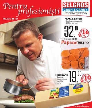 selpgro catalog profesionalisti noiembrie 2015