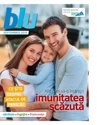SensiBlu catalog septembrie 2015