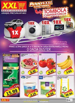 XXL mega discount catalog - 11-17 Noiembrie 2015