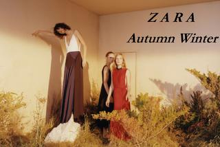 Zara catalog colection winter autumn 2015