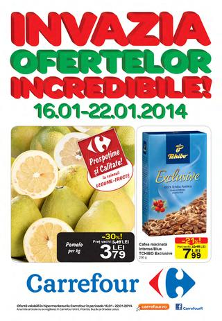 carrefour catalog iasi