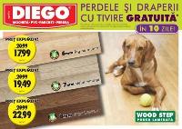 Diego catalog Perdele si Draperii Ci Tivire Gratuita - 1-30 Aprilie 2016