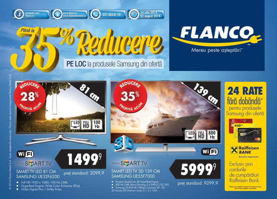 Flanco Catalog Reducere Pe Loc La Produsele Samsung