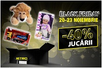 BLACK FRIDAY METRO 20.11.2014 - 23.11.2014