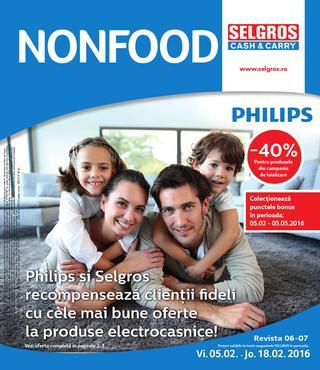 Selgros catalog oferte produse electrocasnice 5 - 18 februarie