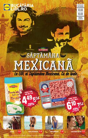 Lidl revista mexicana august 2015