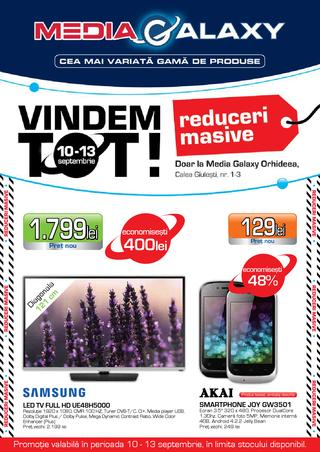media galaxy  catalog septembrie 2015