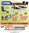 JYSK  catalog 30.10.2014 - 05.11.2014