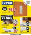 JYSK  catalog 31.07.2014 - 12.08.2014