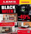 Lem`s - catalog BLACK WEEK 24.11.2014 - 30.11.2014