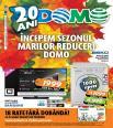 Sezonul marilor reduceri DOMO - catalog 23.10.2014 - 05.11.2014