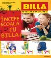 Incepe scoala cu BILLA - catalog 28.08.2014 - 24.09.2014