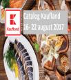 Kaufland - promotii si reduceri - catalog 16 - 22 august 2017