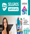 Selgros catalog Curatenie - 13 octombrie - 9 noiembrie 2017