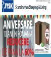 JYSK Reducere Aniversare de pana la 60 % - 14 - 27 septembrie 2017
