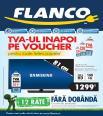 Flanco catalog - TVA-ul inapoi pe vaucher  pentru toate televizoarele 28.09.2014 - 04.10.2014