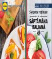 Lidl catalog - saptamana Italiana 16 - 22 octombrie 2017