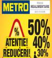 Metro - catalog produse Nealimentare 2 - 31 ianuarie 2018