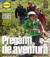Lidl catalog - Pregatiti de aventura - 01.09.2014 - 07.09.2014
