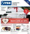 JYSK catalog 18.12.2014 - 24.12.2014