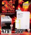 Selgros - catalog 3 zile de FOC - FOOD si NON-FOOD 17.10.2014 - 19.10.2014