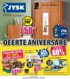 JYSK catalog OFERTE ANIVERSARE 28.08.2014 - 10.09.2014