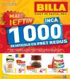 Billa - 1000 de art