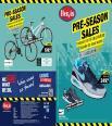 Hervis Sport Catalog Pre-Season Sales - 11-14 Februarie 2016
