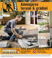 Hornbach - Amenajarea terasei si gradinii - Lemn, Accesorii, Pavaje, Piatra -  pana 16 mai 2015