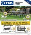 JYSK catalog Reduceri de Pana la 65% - 21 Aprilie - 04 Mai 2016