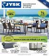 JYSK - catalog reduceri de pana la 61 % intre 23 aprilie - 6 mai 2015