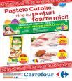 Pastele catolic - catalog alimentar Carrefour 2 - 6 aprilie 2015 Bucuresti, Brasov, Iasi, Suceava, Oradea, Cluj, Sibiu