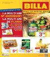 Billa catalog - La Multi Ani De florii - 21-27 Aprilie 2016