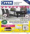 JYSK - catalog Prmotii 21 iulie - 3 august 2016