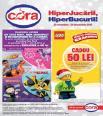 Cora Catalog jucarii Bucuresti, Cluj, Drobeta, Bacau, Bratianu, Ploiesti 23 noiembrie - 24 decembrie 2016