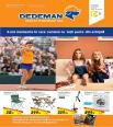 Dedeman - Sustine si tu Team Romania - 19 mai - 15 iunie 2016