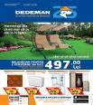 Dedeman catalog oferte 22 iunie - 19 iulie 2017