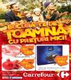 Carrefour produse alimentare  29 septembrie - 05 octombrie 2016