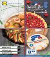 Delicii in saptamana franceza - catalog Lidl 3 - 9 octombrie 2016