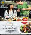 Lidl catalog - Saptamana Italiana  - 27 februarie -5 martie 2017