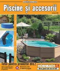Piscine si accesorii catalog hornbach 6 iunie 6 iulie for Pool baumax
